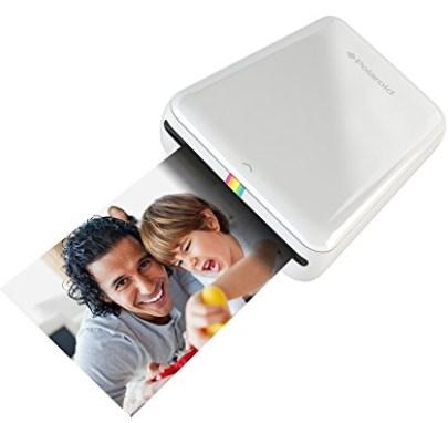 Polaroid ZIP Mobile Printer ZINK Zero Ink Printing Technology