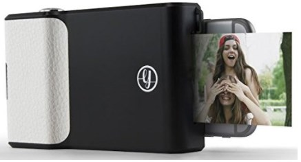 Prynt PW100003-BL Get Instant Photo Prints with The Prynt Classic for Apple iPhone 6 and iPhone 6s