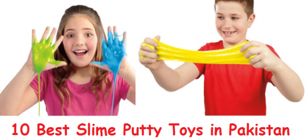 10 Best Slime Toys in Pakistan
