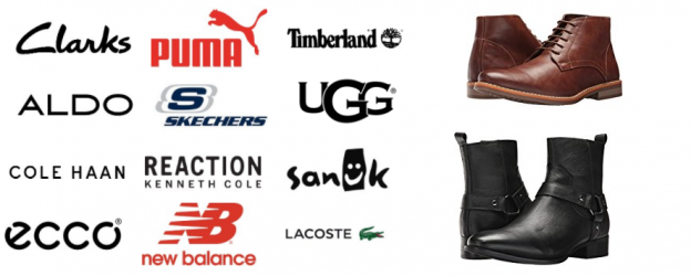 Brands of Imported Women's Shoes