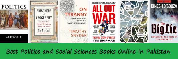 Best Politics and Social Sciences Books Online In Pakistan