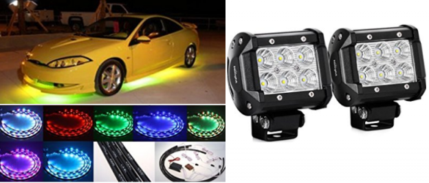 Imported Quality Car Lights in Pakistan