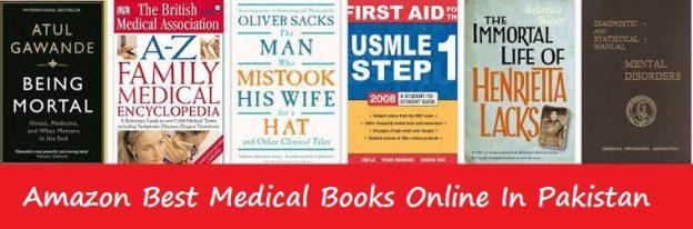 Amazon Best Medical Books Online In Pakistan