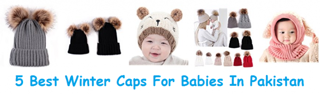 5 Best Winter Caps For Babies In Pakistan
