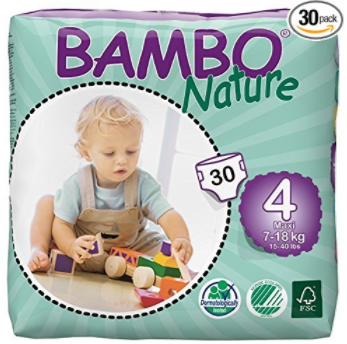 Bambo Nature Baby Diapers CLASSIC