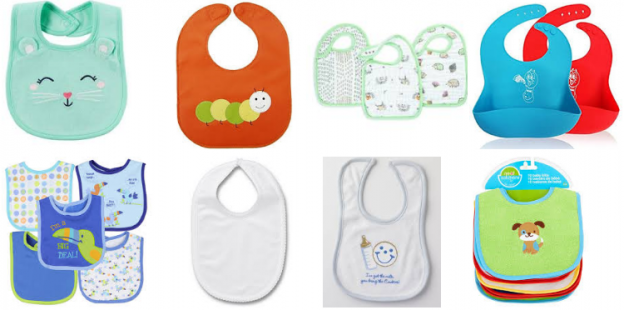 Best Baby Bibs and Burp Cloths in Pakistan