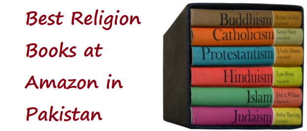 Best Religion Books at Amazon in Pakistan