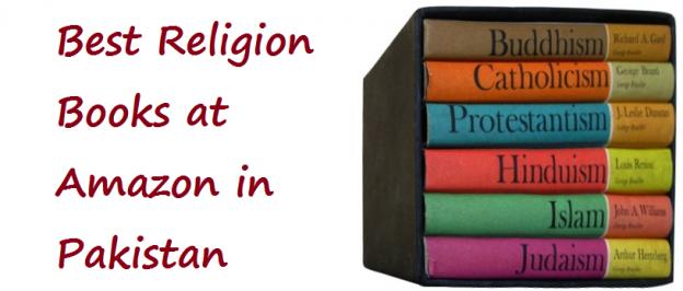 Best Religion Books at Amazon in Pakistan