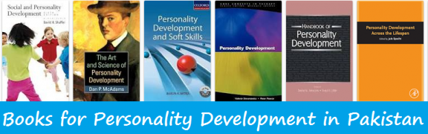 Books for Personality Development in Pakistan