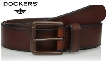 Dockers Men's Leather Belts