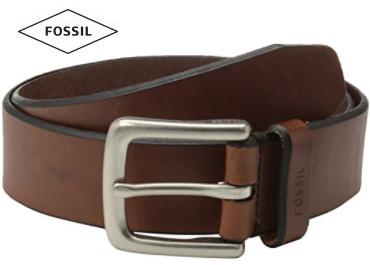 Fossil Men Leather Belt