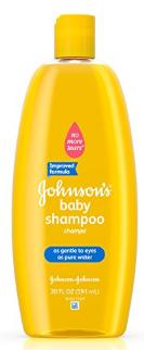 Johnson's Baby Tear Free Shampoo
