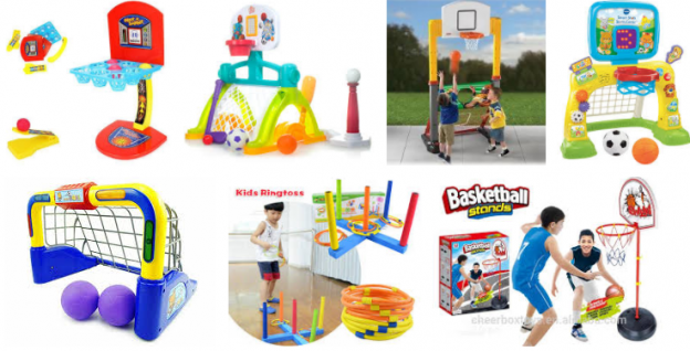 5 Imported Quality Kids' Sports Goods Shopping In Pakistan