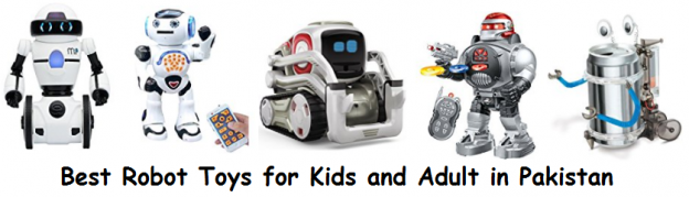 Best Robot Toys for Kids and Adult in Pakistan