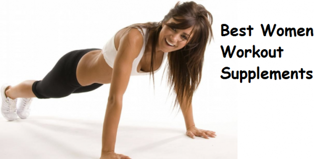 Best Women Workout Supplements