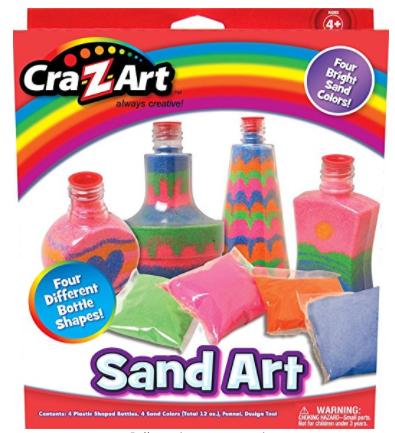 Cra-Z-art Sand Art