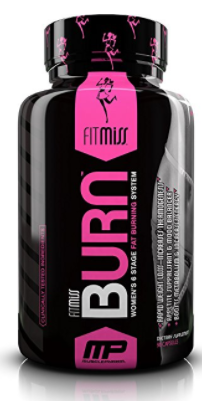 Fitmiss Tone Stimulant Free Mid-Section Fat Metabolizer