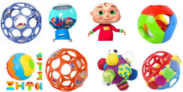 Fun and Learning Balls for Babies in Pakistan