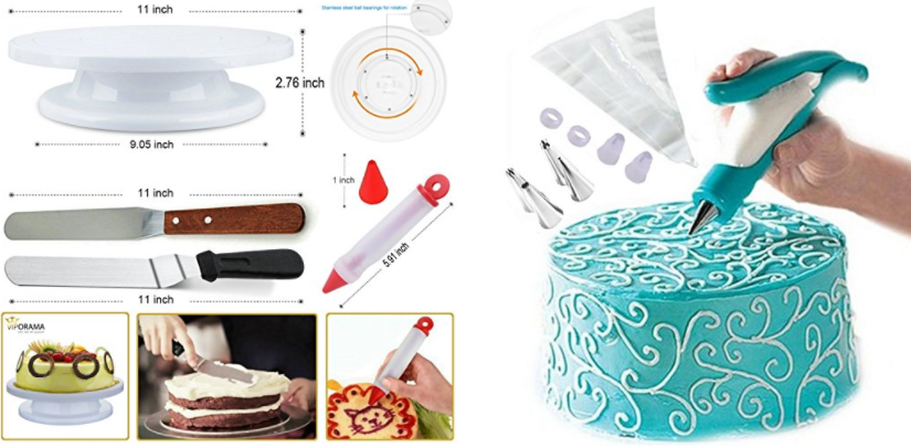 Decorate Your Cake with Best Cake Decorating Supplies in