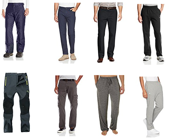 Best Men Pants and Trousers Online Shopping In Pakistan