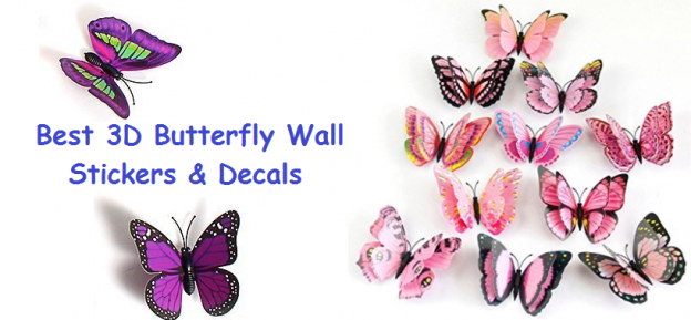 Best 3D Butterfly Wall Stickers & Decals in Pakistan