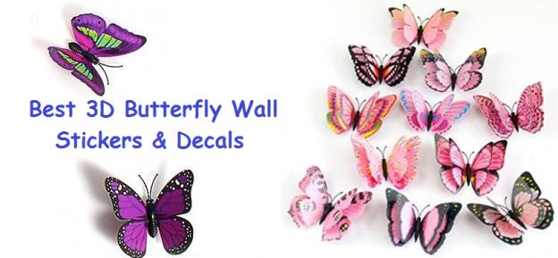 Best 3D Butterfly Wall Stickers & Decals in Pakistan