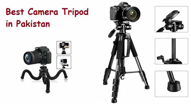 Best Camera Tripod in Pakistan