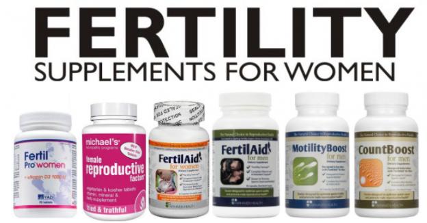 Best Fertility Supplements for Women in Pakistan