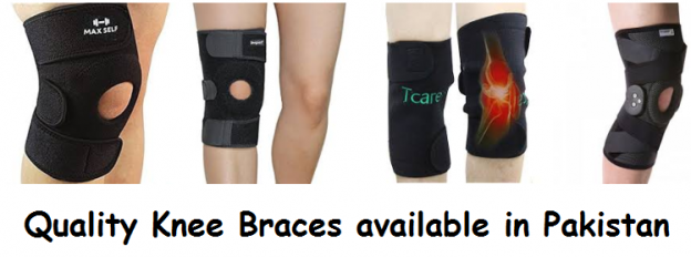 quality knee braces available in pakistan