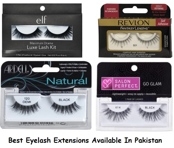 eye lashes extensions
