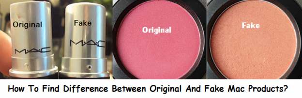 How To Find Difference Between Original And Fake Mac Products
