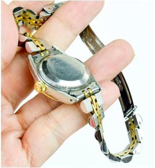 Rolex Metal Strap