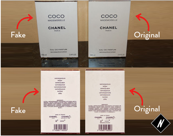 How To Differentiate Between Original And Fake Chanel Perfume