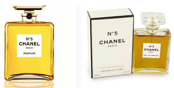 5771cea5c If the letters are raised and the words are aligned perfectly it is the  sign of the original Chanel perfume.