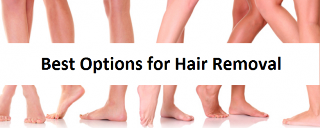 Best Options for Hair Removal