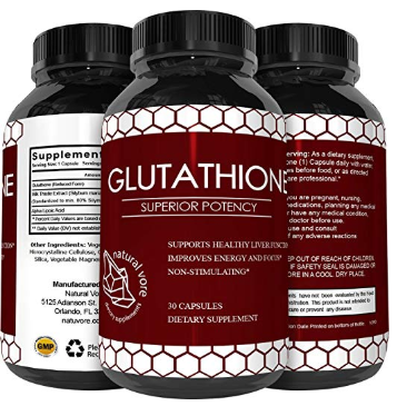 Natural Vore Glutathione Supplement
