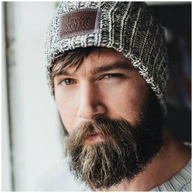 Rugged Beard Style