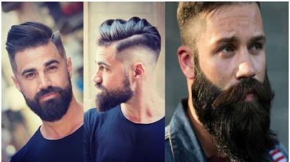 Stylish Beard Cut Designs