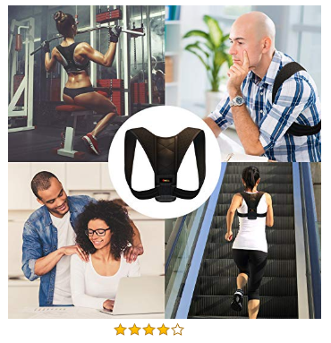 4well Posture Corrector for Women