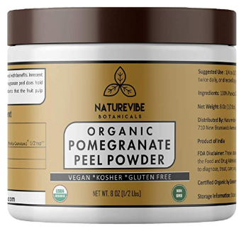 Botanicals Pomegranate Peel Powder