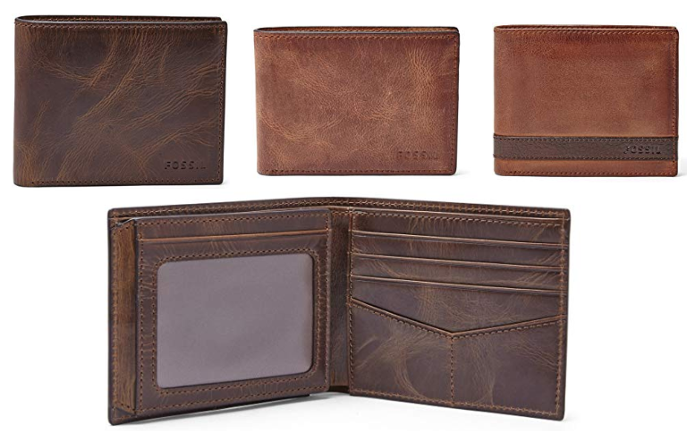 Fossil Men's Wallets