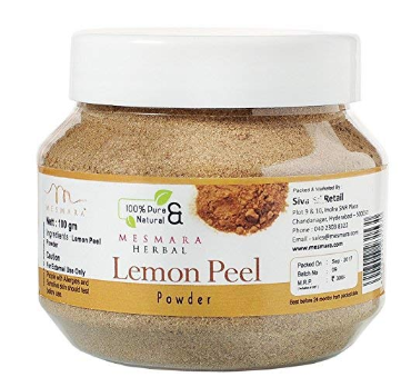 Mesmara Lemon Peel Powder 100g