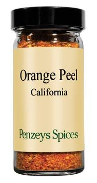 Orange Peel By Penzeys Spices