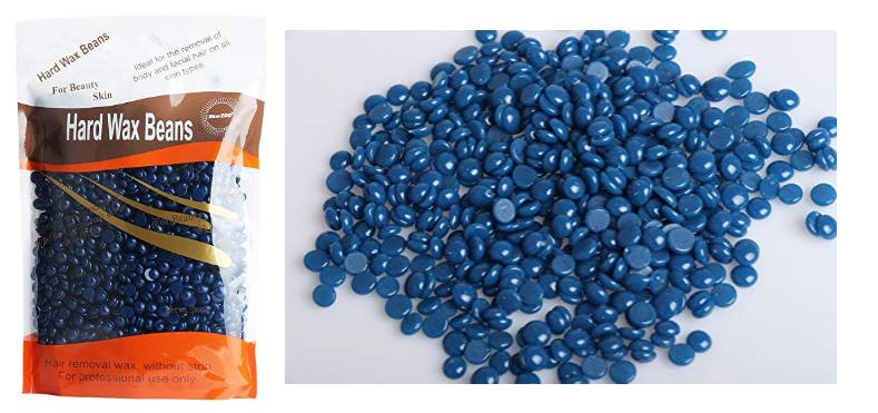 Bluezoo Chamomile Depilatory Pearl Hard Wax
