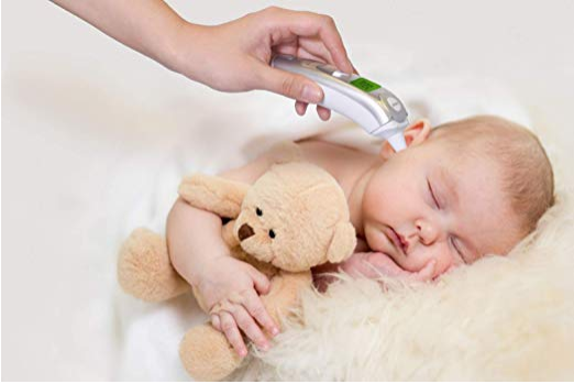 Innovo Medical Forehead and Ear Thermometer