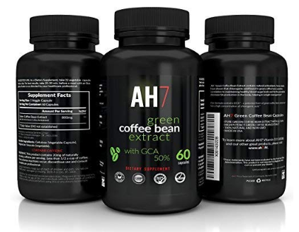 AH7 Green Coffee Beans Extract Weight loss Supplement