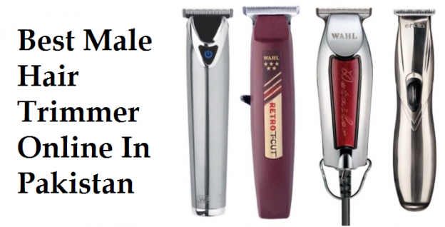 Best Male Hair Trimmer Online In Pakistan