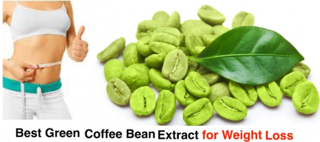 Green Coffee Bean Extract Supplement for Weight Loss