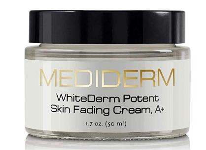 Mediderm WhiteDerm Potent Skin Fading Cream