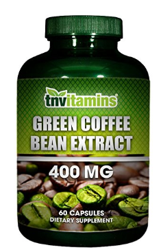 TNVitamins Green Coffee Bean Extract